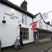 White Hart Inn for hire