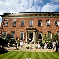 Hedingham Castle for hire
