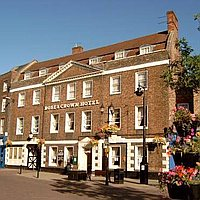 The Rose and Crown Hotel for hire