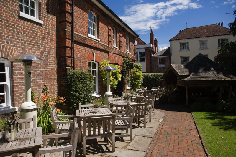 Hotel Du Vin Winchester for hire