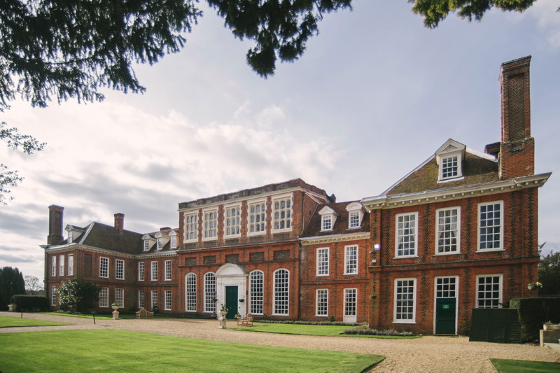 Gosfield Hall for hire