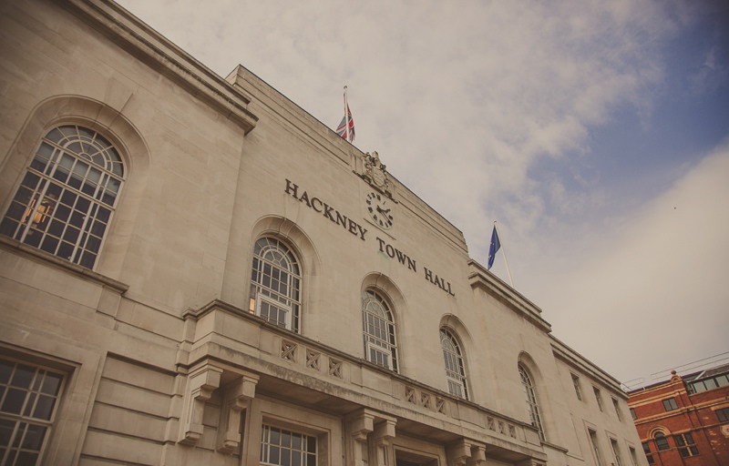 Hackney Town Hall for hire