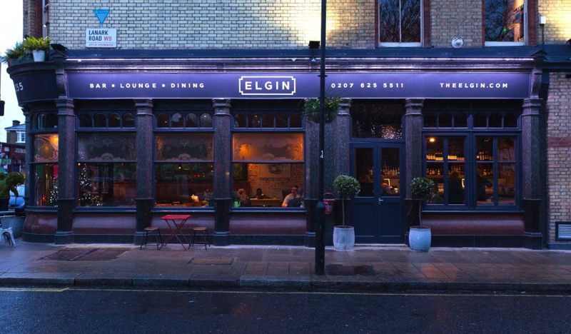 The Elgin for hire