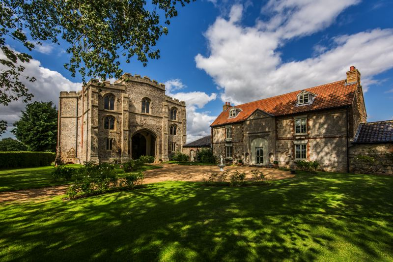Pentney Abbey for hire